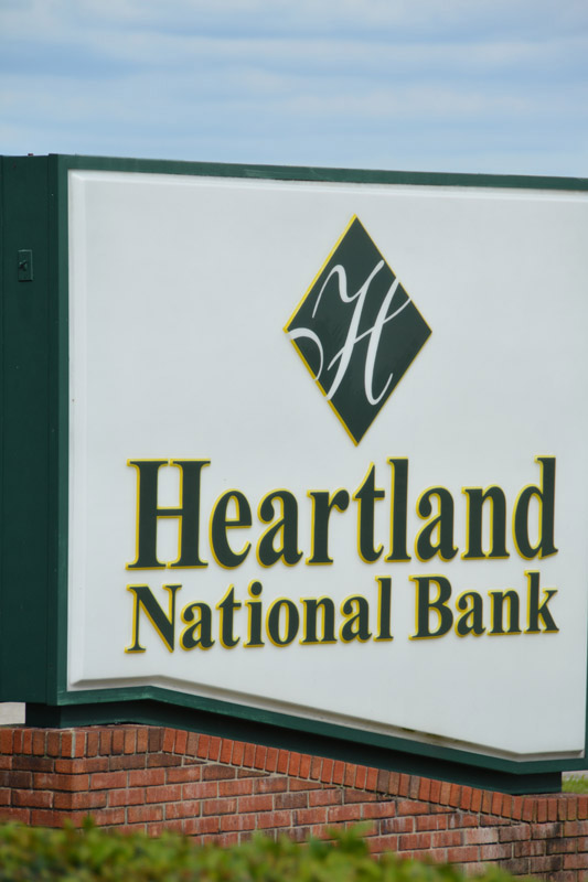 Heartland National Bank Central Contractors State